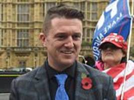 mps call on mike pompeo to block tommy robinson's visit to america
