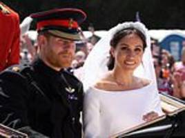 queen 'had words' with harry over 'very difficult' meghan's choice of wedding tiara