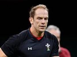 'I haven't beaten them enough in the red of Wales': Alun Wyn Jones eager to end hoodoo vs Australia