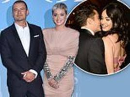 Katy Perry says 'opposites attract' with boyfriend Orlando Bloom