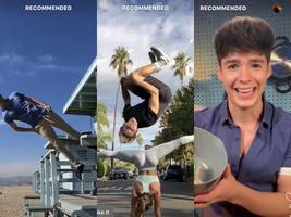 Facebook just launched a standalone video app called Lasso and it's basically the exact same thing as TikTok (FB)