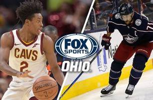 channel information for cavs and blue jackets on november 10, 2018.