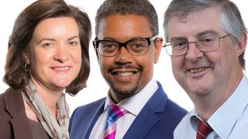 welsh labour leadership: do people know the candidates?