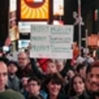 'no one is above the law': thousands march in nyc to protest trump's new acting attorney general
