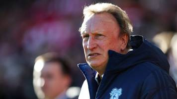warnock believes record low points total will secure premier league survival