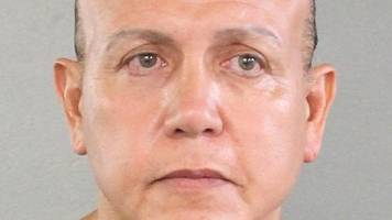 cesar sayoc: us mail bombs suspect faces new charges