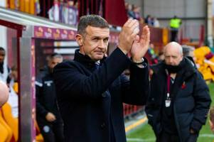 dundee boss jim mcintyre warns players to forget nerves and think of rewards in relegation battle with st mirren
