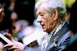 film and stage star sir ian mckellen set for trip to pitlochry