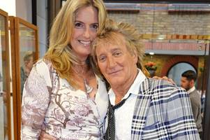 sheepish rod stewart admits to cheating on penny lancaster but says they've been 'wonderful' ever since