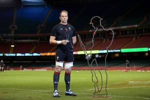the special things that are happening before wales v australia to honour the war dead