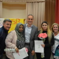 """toys for kids presents first annual dave """"hendu"""" henderson educational scholarship presented by redcloud consulting"""