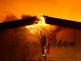 Community of Paradise 'destroyed' by wildfire