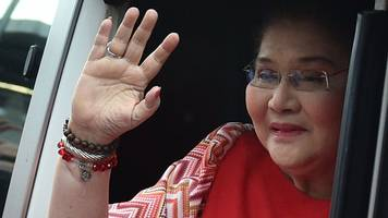 imelda marcos faces arrest after guilty verdict