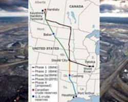 US court halts construction of Keystone XL oil pipeline