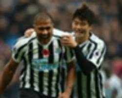 benitez praises 'fight' of newcastle match-winner rondon