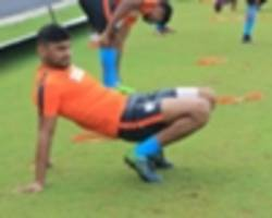 isl 2018-19: anas edathodika willing to wait for his chance amid competition for places