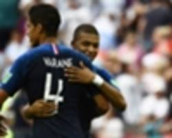 'varane, griezmann or mbappe should win ballon d'or'