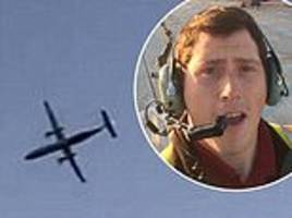 fbi determine seattle plane hijacker acted alone and intentionally crashed to his death