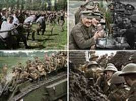 peter jackson's film they shall not grow old brings wwi dead to life