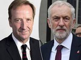 jeremy corbyn holds meeting with head of mi6 for the first time