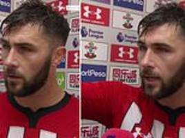 Charlie Austin in furious rant following disallowed goal during draw against Watford