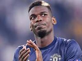Paul Pogba set for late fitness test ahead of Manchester derby