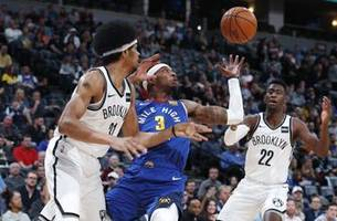 Caris LeVert hits floater to lift Nets past Nuggets, 112-110