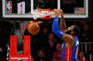 Drummond, Johnson pace Pistons to easy victory over Hawks