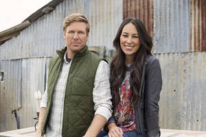 'Fixer Upper' Couple Chip and Joanna Gaines to Get Their Own TV Network