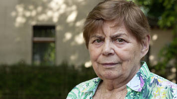 The girl who witnessed Kristallnacht