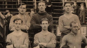 World War One: The Cardiff City player who died two days before Armistice