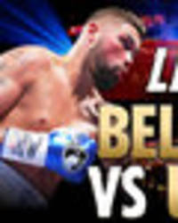 Tony Bellew vs Usyk LIVE: Updates from cruiserweight fight at Manchester Arena