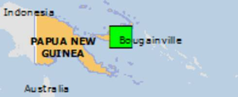 Green earthquake alert (Magnitude 5.7M, Depth:52.3km) in Papua New Guinea 10/11/2018 08:02 UTC, About 55000 people within 100km.