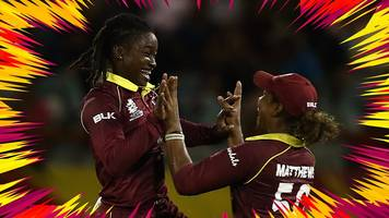 women's world t20: best moments as dottin & kaur light up day one
