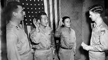 WWII Chinese-American Vets Still Lack US Recognition, 73 Years Later