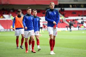 michael dawson has had to be patient, but now he is focused on keeping the mood positive at nottingham forest