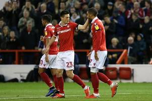 nottingham forest's 'great run' will continue against stoke city, says ex-red