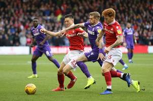 nottingham forest 'looking solid at the back against good teams' as they prove hard to beat