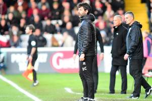 Why Danny Cowley was 'disappointed' and 'frustrated' after Lincoln City's FA Cup win
