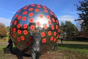 The beautiful ways people are marking Remembrance Day in Kent
