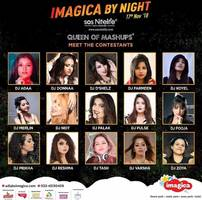 sos nitelife brings 3rd queen of mashups india title: meet top 15 djanes
