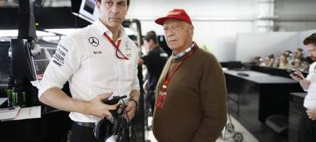 Wolff: Lauda to be back by Melbourne 2019