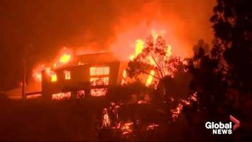 Incendiary photos show the damage in Paradise, a town that a California wildfire 'destroyed'