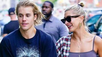 Justin Bieber passionately kisses Hailey Baldwin in sexy Instagram photo