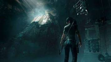 shadow of the tomb raider forge dlc trailer shows off new co-op and score attack modes