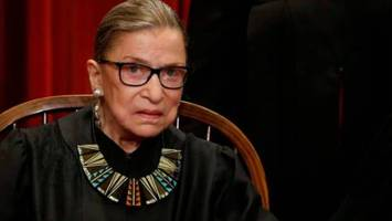 U.S. Supreme Court Justice Ruth Bader Ginsburg released from hospital after fall