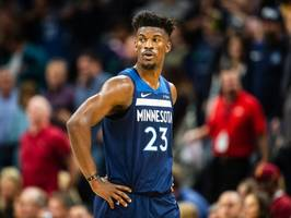 Timberwolves reach deal to trade disgruntled star Jimmy Butler to 76ers