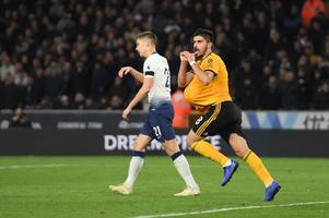 tottenham hero juan foyth explains why wolves nightmare was a good thing
