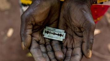 Study finds 'huge' fall in FGM rates among African girls