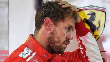 vettel lets emotions get better of him again - all you need to know about brazilian gp